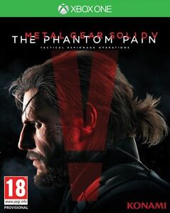 METAL GEAR SOLID : THE PHANTOM PAIN
