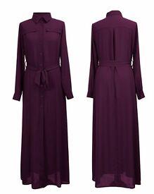 WHOLESALE LONG MODEST SHIRTS / ABAYAS /JILBABAS / KAFTANS WHOLESALE CLOTHES