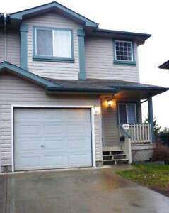 1/2 Duplex in West Edmonton for lease. Incentives Available!!