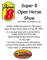 Maltby Stables Super 8 Horse Show - July 25, 2015