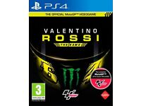 PS4 ROSSI THE GAME