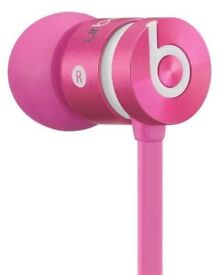 Dr Dre Beats Urbeats Series II Limited Edition Limited Availability New!!