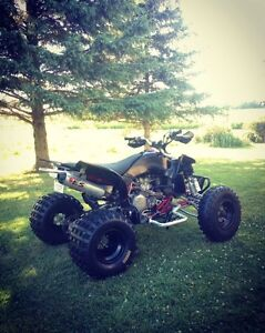 2008 yfz450 special edition