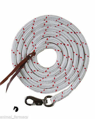 Horsemanship training Lead Rope Horse Dog yachting stables gear 16mmx 3mt 10'