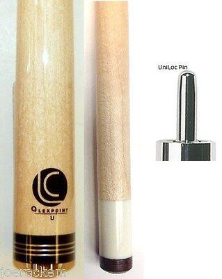 Uni Loc Silver Ring - NEW Lucasi Custom Shaft - LZXS-UTSR Uni-Loc Triple Silver Ring - 13mm- ZeroFlex