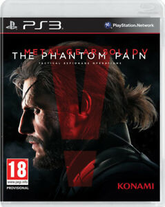 metal gear solid 5 phantom pain ps3