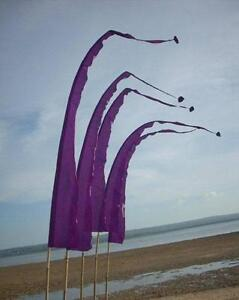BALI FLAGS AND POLES 3, 4 and 5m Wangara Wanneroo Area Preview