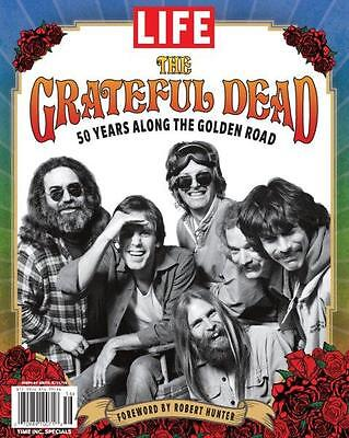 GRATEFUL DEAD Life Cover Jerry Garcia 8 x 10 Glossy Photo Poster Print