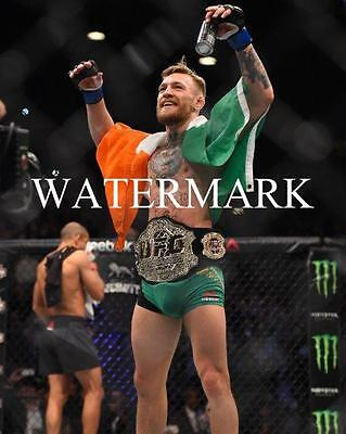 CONOR MCGREGOR MMA UFC Fighter 8 x 10 Glossy Photo Poster