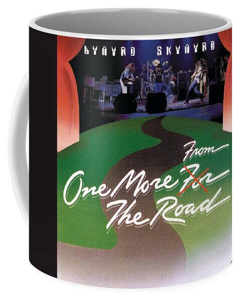 LYNYRD SKYNYRD original LP ALBUM COVER One More for the Road MUG Brand New