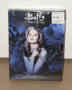 Buffy the Vampire Slayer Full Season 1 / Season One DVD Box set