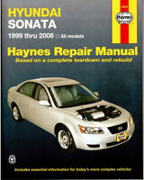 Hyundai Sonata Repair Manual