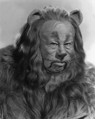 Bert Lahr - The Wizard Of Oz - - Wizard Of Oz The Lion