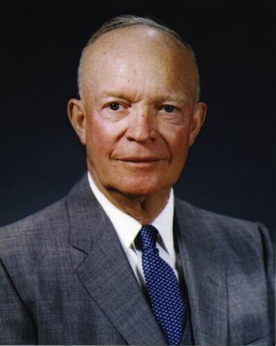 New 8x10 Photo: 34th President Dwight David Eisenhower