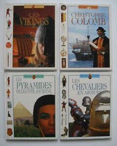 Collections:  «HISTOIRE VIVANTE» et «AU COEUR de l'HISTOIRE»