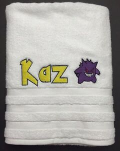 Personalized Bath Towel for everyone on your list Kitchener / Waterloo Kitchener Area image 1