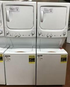 WASHER DRYER STACKABLE APARTMENT SIZE LAUNDRY CENTRE