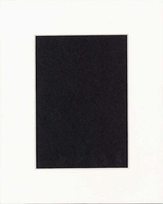 "(30) 16x20 8-ply Matte White Picture Mat whitecore 11""x14"" Photos Backers & Bags"