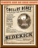 Country Dance to Support The Joshua Group 9pm - 12am