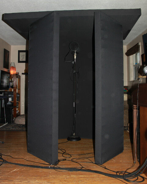 "7' Acoustic Panels (Makes Portable ""Stonehenge"" Vocal"