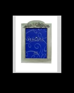 Pewter Seagull picture frame