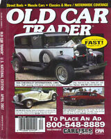 Tons Of Antique Autotraders Back Issues 1983-1994