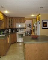 Spacious 3 Bedroom Mobile Home for rent (17Street / 66 Ave)