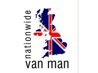 24-7 Big Van & Man Hire for moving House, Clearance,Office Removal Piano Moves