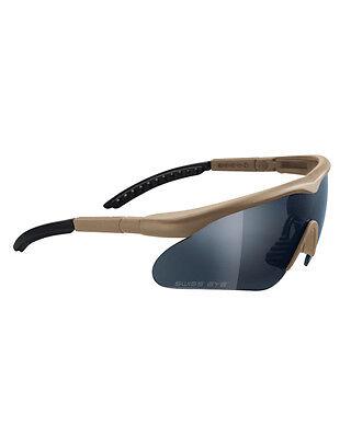 Schutzbrille Swiss Eye® Raptor coyote, SWAT       -NEU-