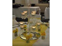 Wedding centrepiece £5