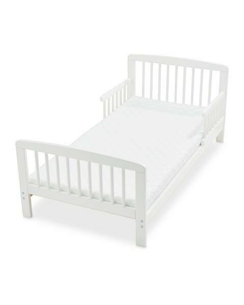 Brand new in box - Aldi Mamia Toddler Bed with Mattress ...