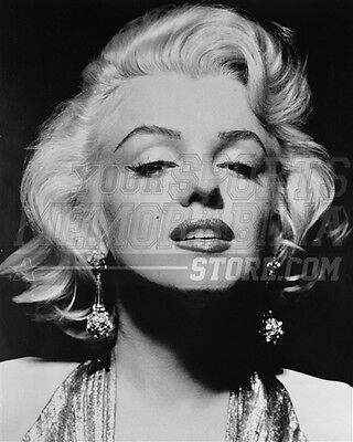 Marilyn Monroe black and white portrait  8x10 11x14 16x20 photo 121