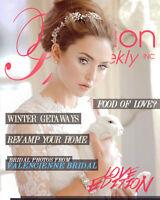 Fashion, Interior Design, Social Media, Editorial, PR Interns!