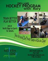 Hockey/Ringette Dry-land Training!