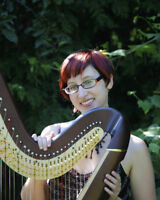 Harp Lessons with a Professional Harpist