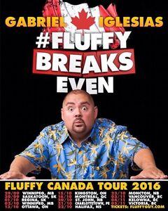 Gabriel Iglesias in Winnipeg