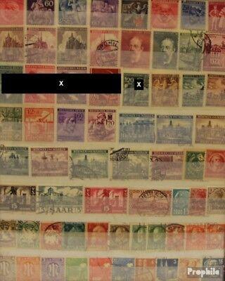 Duitsland 200 verschillende Postzegels Duits Afhankelijkheden