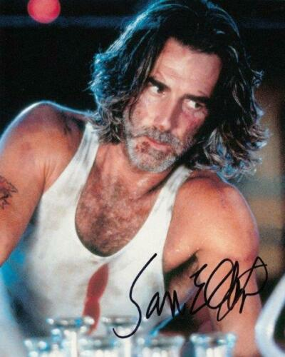 REPRINT - SAM ELLIOTT Roadhouse Autographed Signed 8 x 10 Photo Poster RP
