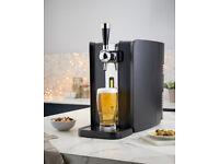 🍺Philips Perfect Draft Home Beer Dispenser Keg System Machine + 2 Pint Glass🍺