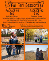 Fall Sessions!