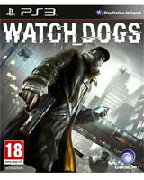 Watchdogs PS3