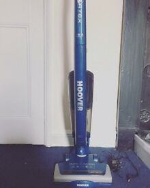 Portable hoover