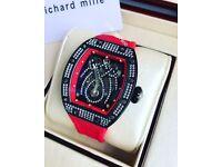 RICHARD MILLE RM052 - SWISS 9105 ETA AUTOMATIC