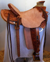 Custom Wade Hand Made Saddles and Other Trees