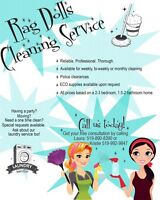 Housekeepers available!!!