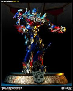 Sideshow/Maquette/Transformers/Optimus Prime/Statue