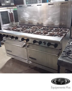USED RANGES / GRIDDLE / BBQ /