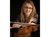 VIOLIN & VIOLA TUITION FOR ALL AGES
