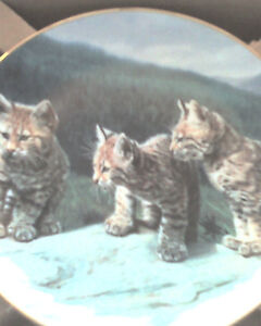 NEW PRICES  collector plates  NEW   love animals Gatineau Ottawa / Gatineau Area image 2