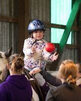 Therapy Riding Program Volunteers needed - training provided